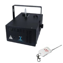 High Power Smoke Fog Machine + Wireless Remote (Hire Cost per Day) With 2.5 Litres Of Fluid